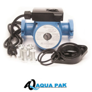 Motobombas Recirculadoras de Agua Caliente
