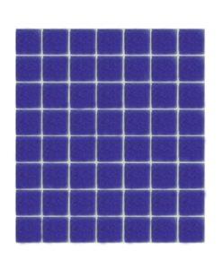 Mosaico veneciano Diamond azul marino