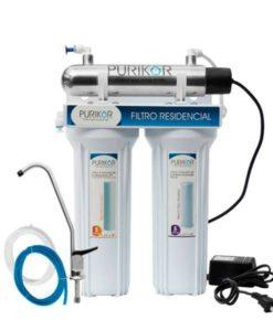 Purificador de agua ultra violeta PKF-3UV Purikor