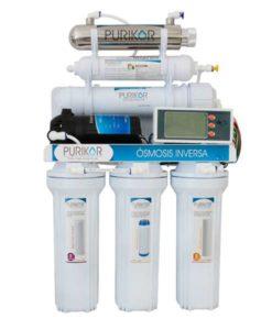 Purificador de agua osmosis inversa con UV PKRO-6VPM Purikor