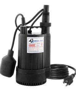 Bomba sumergible AquaPak modelo SIGMA110A