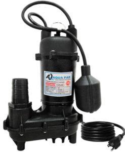 Bomba sumergible AquaPak modelo SIGMA155A