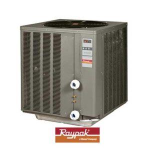 Bomba de calor Raypak serie compact