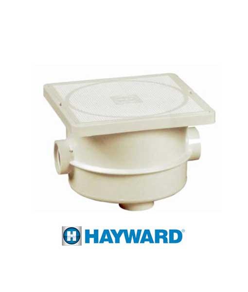 Caja de registro Hayward