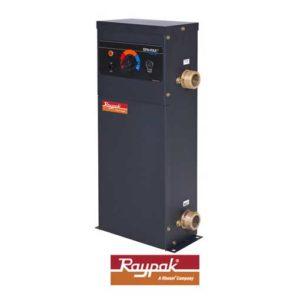 Calentador electrico Raypak