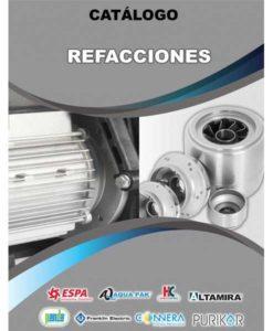 Catalogo de refacciones AquaPak