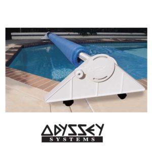 Enrollador para alberca Odyssey EMX