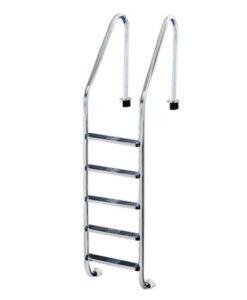 Escalera estándar Inter Water 5p