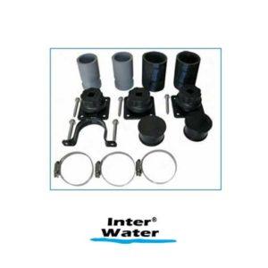 Kit de conectores para gurpo de paneles Inter Water