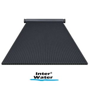 Panel solar para alberca Inter Water tipo placa
