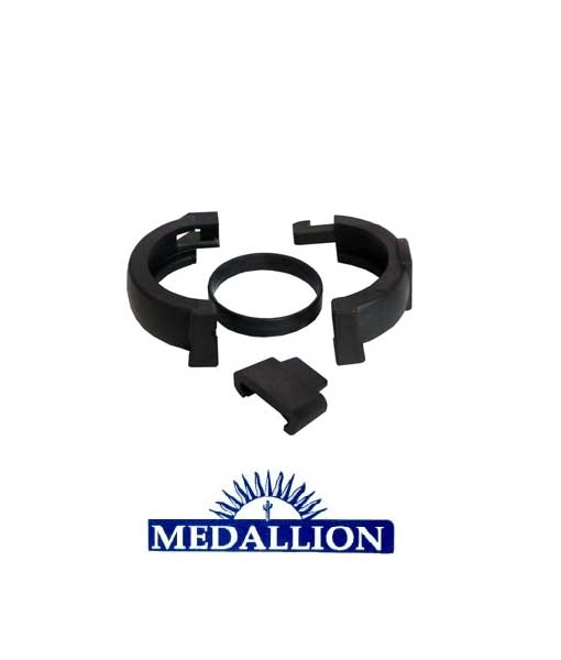 Abrazadera para panel solar Medallion