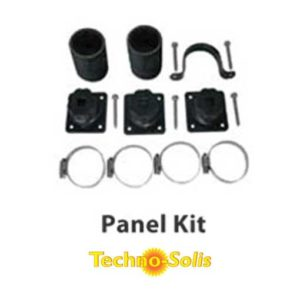 Kit para panel solar Techno-Solis