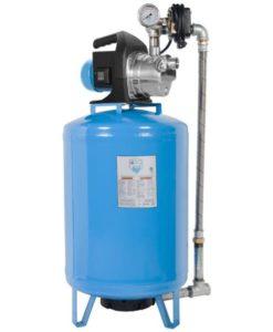 Presurizador Aqua Pak PET-AZUL