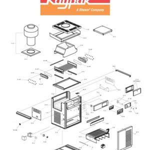 Catalogo refacciones Raypak residencial