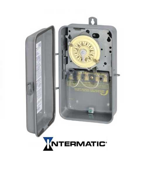 Reloj Intermatic serie T